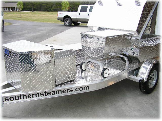 BBQ Trailers | Towable Grills | Barbecue Trailer Grills