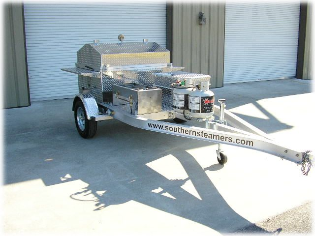 Bbq Trailers Towable Grills Barbecue Trailer Grills